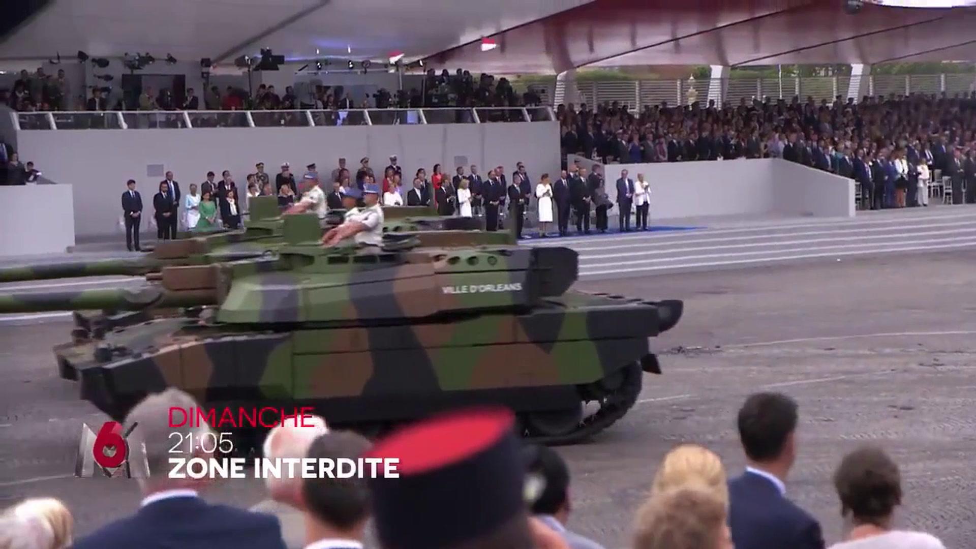 Zone interdite : Nouveau service national : les jeunes Français au garde à vous