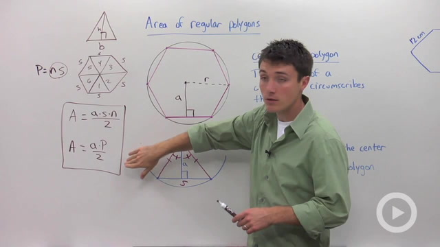 Area of Regular Polygons - Problem 2