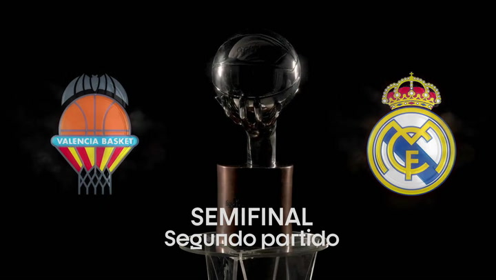 Summary of Valencia Basket - Real Madrid (85-67)
