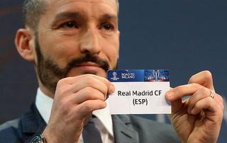 Acusan al Real Madrid de amañar el sorteo de la Champions