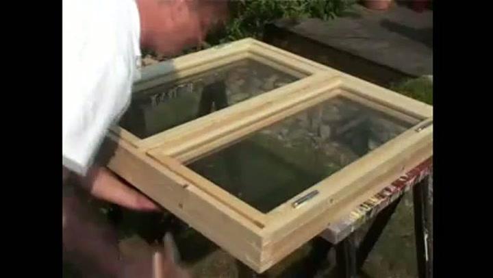Hvordan male nye vinduer