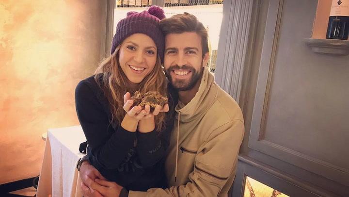 Shakira, orgullosa de Piqué tras su último reconocimiento
