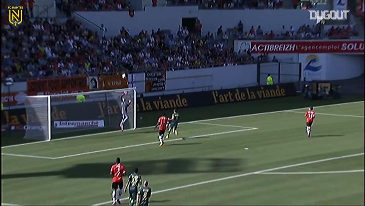 Veigneau's Incredible goal vs Lorient