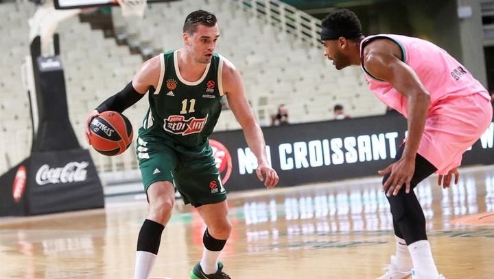Lo mejor de Mario Hezonja con Panathinaikos