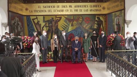 Presidente electo de Ecuador considera