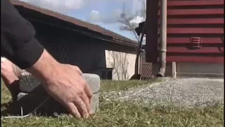 Hvordan lage terrasse av belegningsstein