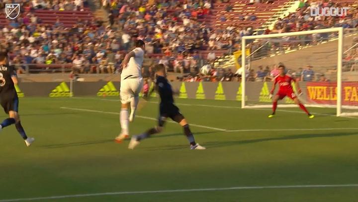 Zlatan Ibrahimović's best moments for LA Galaxy in MLS