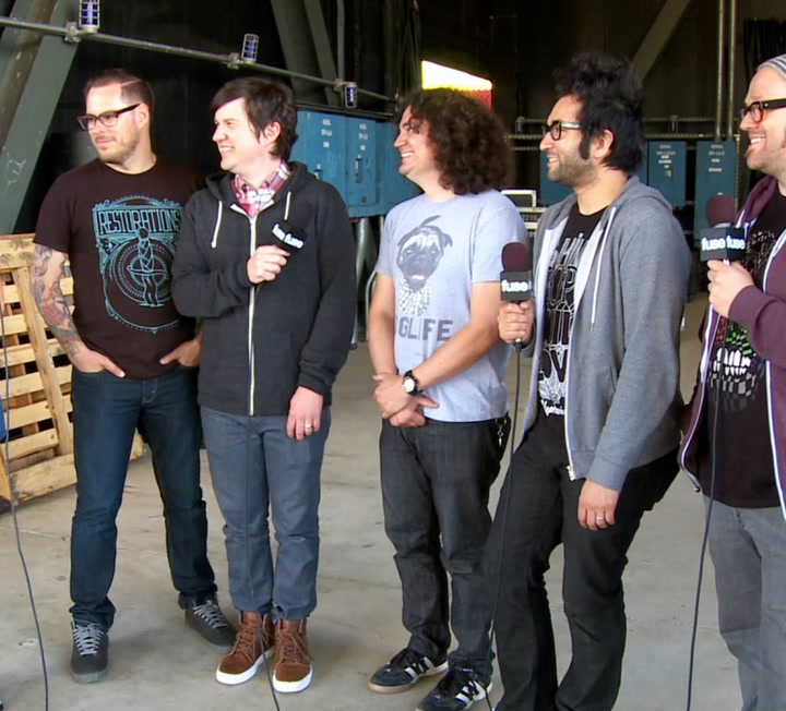 Festivals: Warped Tour 2013: Motion City Soundtrack Full Interview
