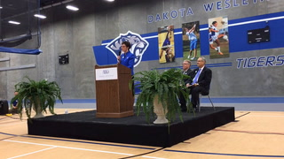 DWU/Avera Sport and Wellness Complex dedication2
