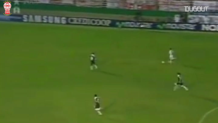 Pastore's goal following an unbelievable run by Defederico