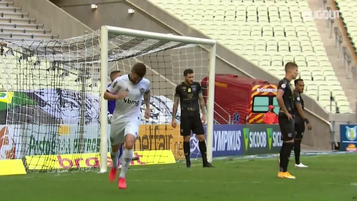 Highlights: Ceará 2-2 Atlético-MG