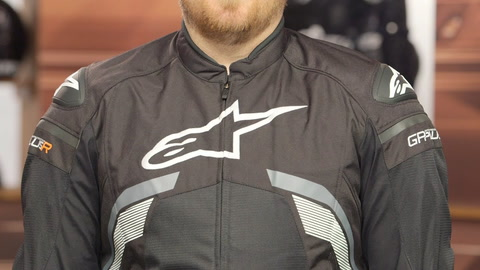 X-Large Alpinestars Mens T-GP Plus R v3 Air Motorcycle Jacket Black//Camo//Red