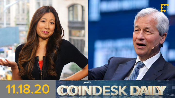 CoinDesk Daily News: Bitcoin Crosses $18,000, Still Not JPMorgan CEO's 'Cup of Tea'