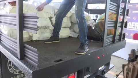 Panamá ya incautó más de 3 toneladas de droga en 2021