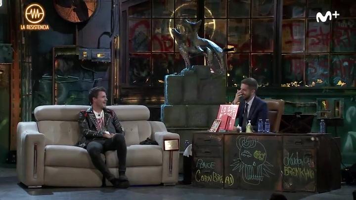 """Broncano y Martín, """"el porno duro"""" de fichar a Messi: """"Me topa la p***a en la mesa"""""""