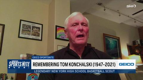 Bob Hurley remembers legendary HS basketball scout Tom Konchalski