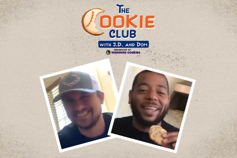 The Cookie Club: J.D. and Dom talk teammates, taste tests, and tutus