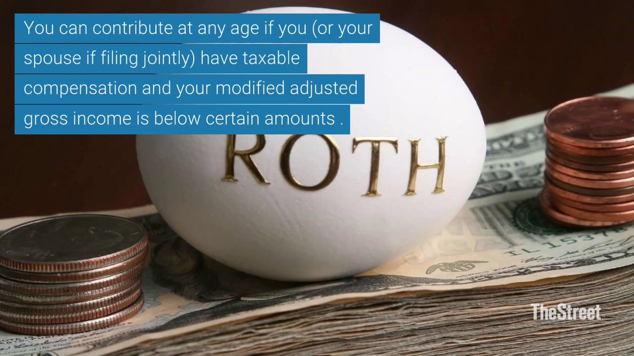 Roth IRA Features