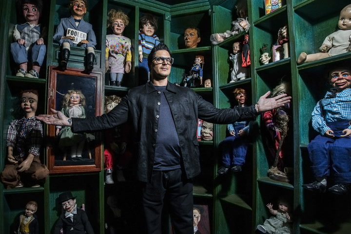 Zak Bagans Wants You To Visit The Spirits In His Haunted