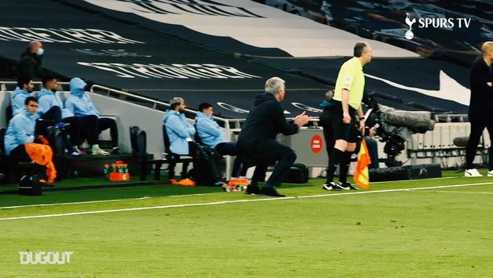 José cam: Spurs defeat Manchester City 2-0