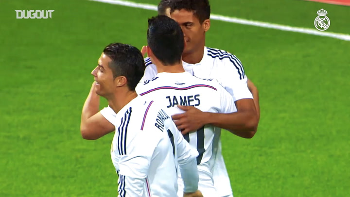 James Rodríguez's Best Real Madrid Moments
