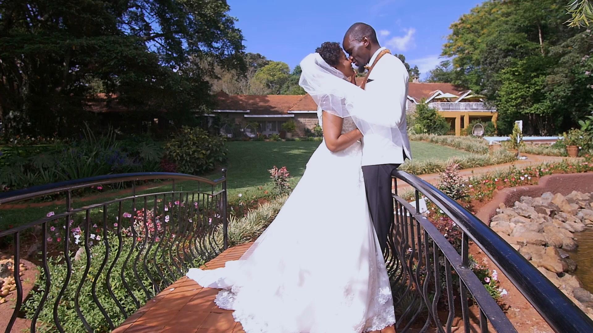 Vivian + Boaz   Nairobi, Kenya   Brookhaven Gardens, Karen