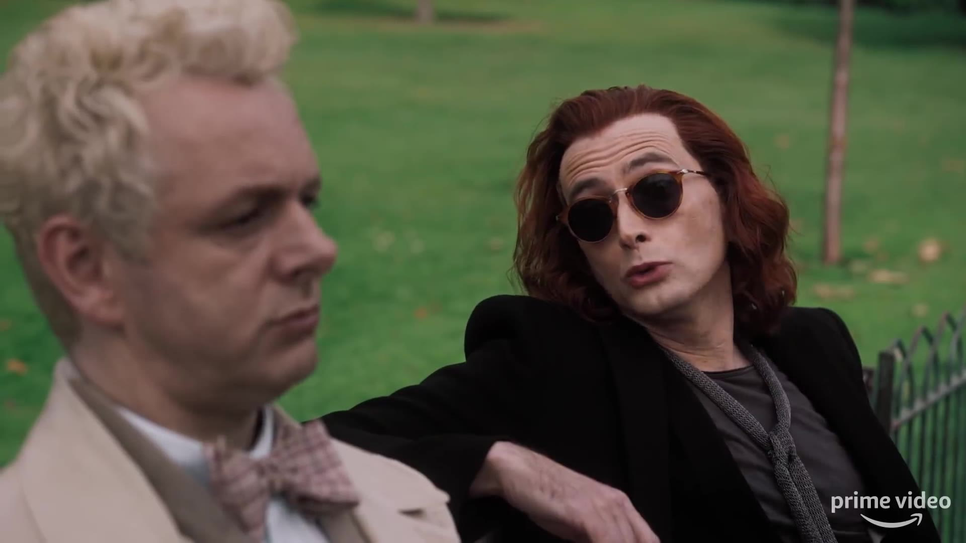 Good Omens EP Addresses Whether Aziraphale And Crowley Are Gay