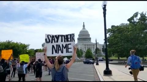Disturbios en EEUU: las voces de los manifestantes