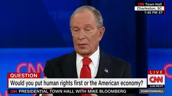 Bloomberg: Give 11 Million Undocumented Immigrants a Path to Citizenship, 'Staple a Green Card on Every Degree'