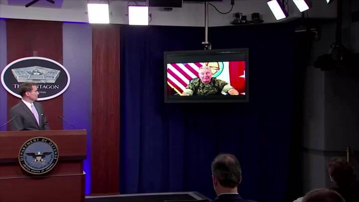 US military says Kabul drone strike that killed 10 civilians was a 'tragic mistake'