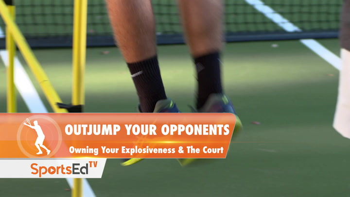 OUTJUMP YOUR OPPONENTS - Owning Your Explosiveness & The Court