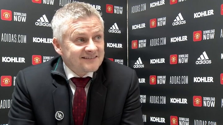 Not for me to comment about the new Super League, Ole Gunnar Solskjaer