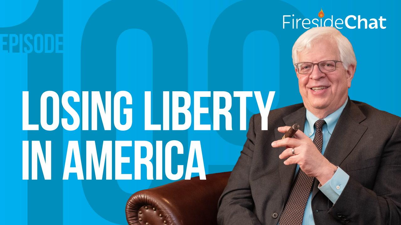 Ep. 109 — Losing Liberty in America
