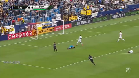 Los Angeles Galaxy 2-0 Austin FC (MLS)