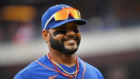 Mets infielder Jonathan Villar on idolizing Manny Ramirez, Miguel Tejada while growing up in Dominican Republic   Hispanic Heritage
