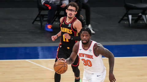 Ian Begley breaks down how the Knicks match up with the Hawks