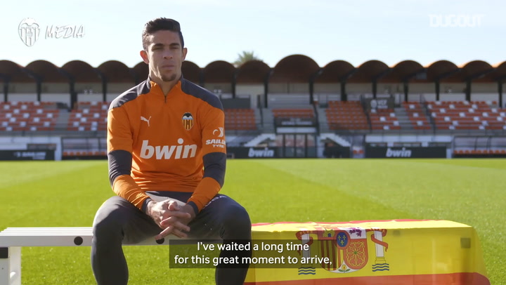 Gabriel Paulista: 'I want to play for Spain in the Euros'
