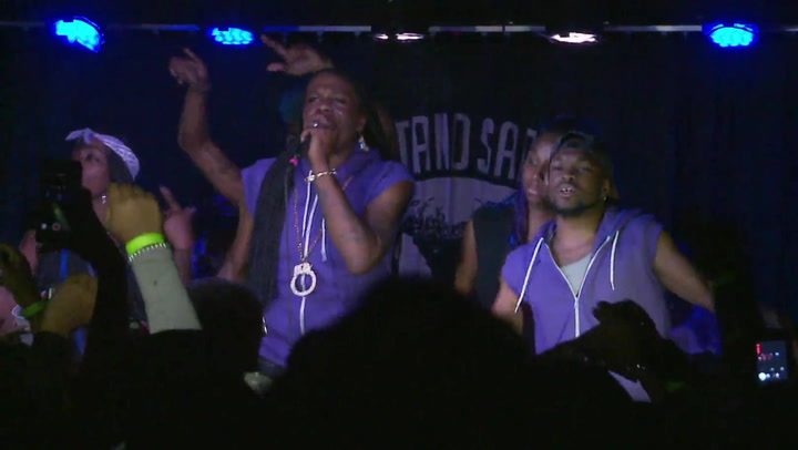 """Explode"" Live In Philadelphia"