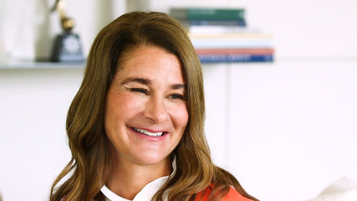 We spoke to Melinda Gates in 2019 about marriage, gender equality, and problem-solving tough problems