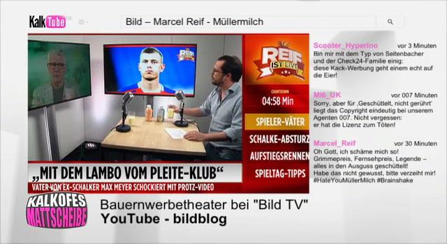 Kalkofes Mattscheibe Clip: Bild - Muellermilchshake