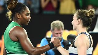 Serena y Djokovic avanzan en el Abierto de Australia