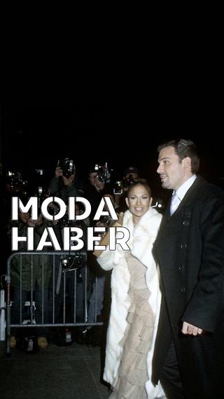 Moda haber - Jlo & Ben Affleck