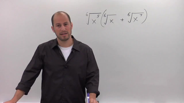 Rules for Rational Exponents - Problem 4