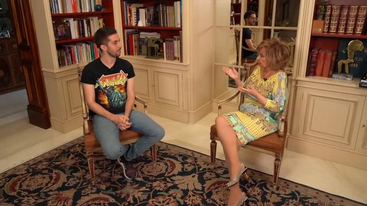 Broncano y María Teresa Campos hablan de sexo en su esperado reencuentro