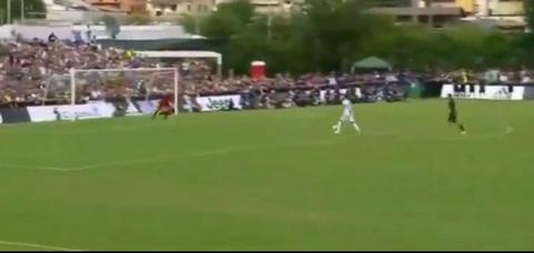 Cristiano Ronaldo firma su primer gol y se estrena con la Juve
