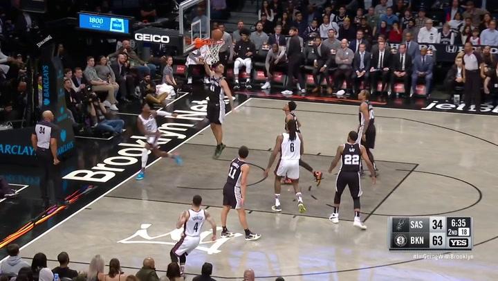 Las 10 mejores jugadas de la jornada de la NBA el 6 de marzo de 2020