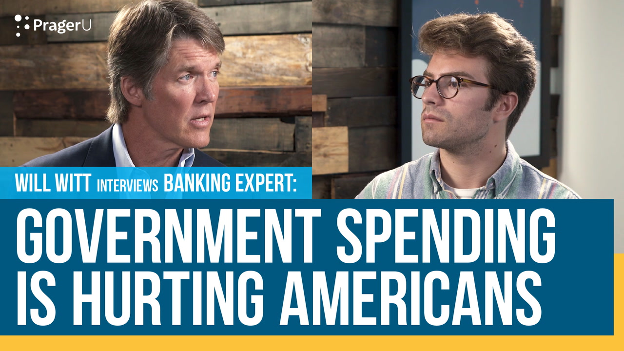 Government Spending Is Hurting Americans