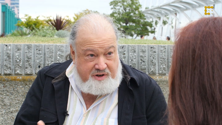 CoinDesk at Devcon 5: Interview With Cryptography Pioneer, David Chaum