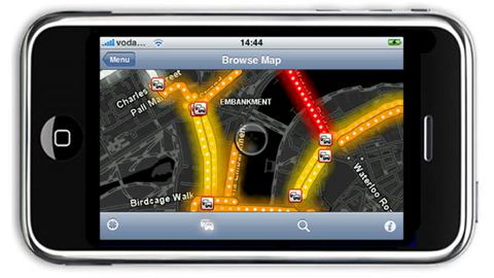 TomTom for iPhone 1 3 Live Review | Trusted Reviews