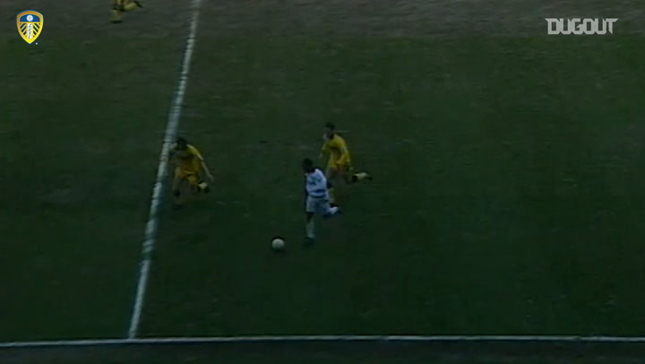 Rod Wallace's stunning solo goal vs Spurs